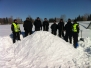 Cold Weather Search and Rescue Training