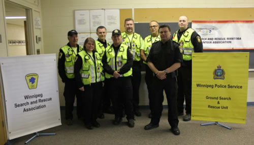 Electronic Search Specialist - Instructor Training Graduates pictured with the PLMB Coordinator